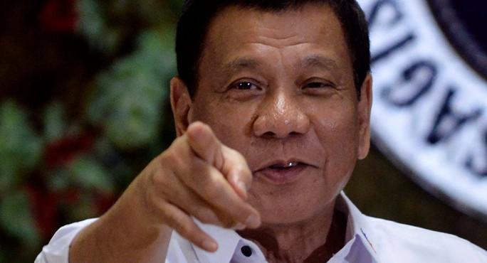 Ông Duterte nói không hề biết Mỹ hỗ trợ chống phiến quân - Ảnh 1.
