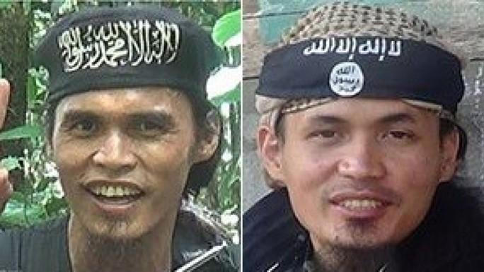 Chân dung 2 anh em nhập khẩu IS vào Philippines - Ảnh 1.