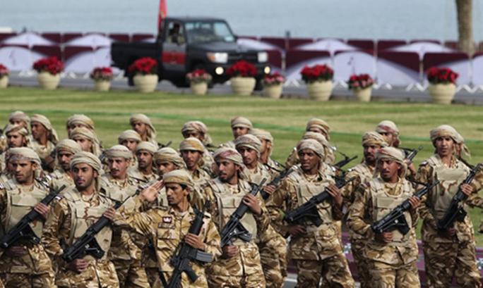 Qatar đột ngột rút quân về nước - Ảnh 1.