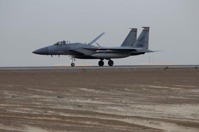 Qatar chi 12 tỉ USD mua chiến đấu cơ Mỹ - Ảnh 2.