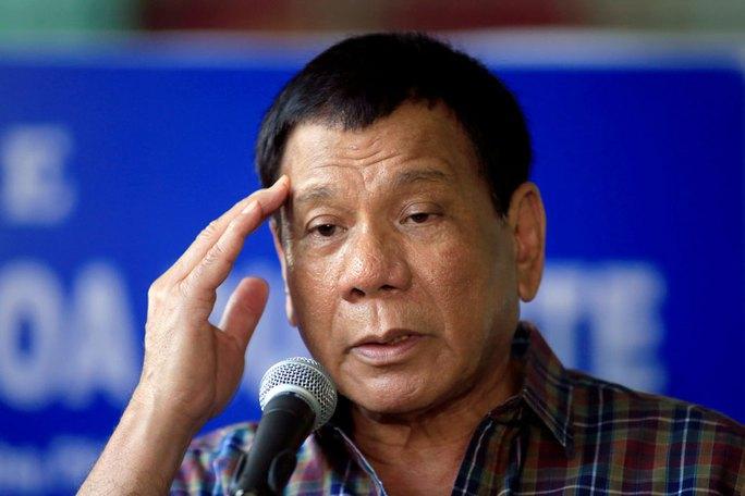 Tổng thống Philippines vắng bóng nhiều ngày liên tiếp - Ảnh 1.