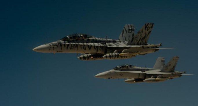 Mỹ bắn hạ chiến đấu cơ Syria - Ảnh 1.