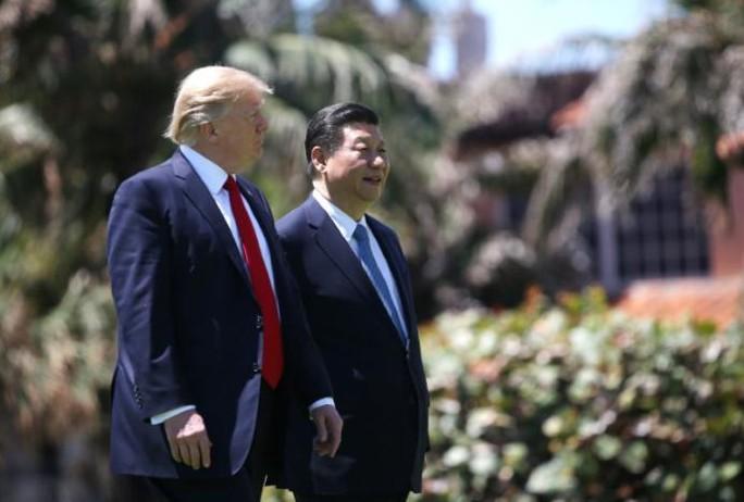 Ông Donald Trump cám ơn Trung Quốc trong vụ Triều Tiên - Ảnh 1.