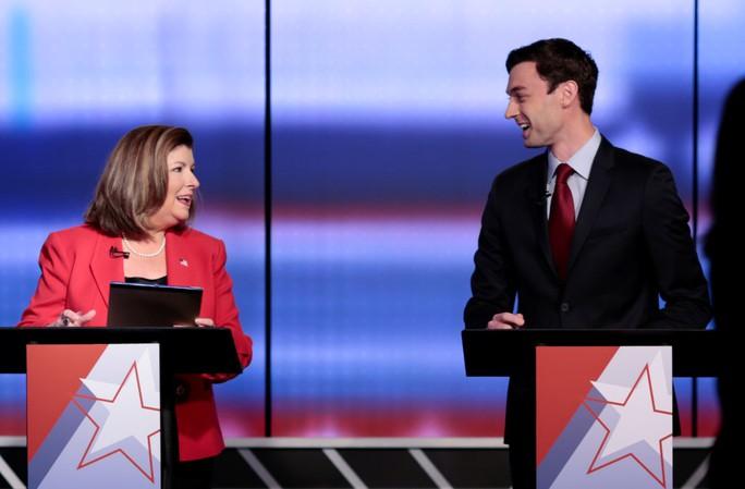 Mỹ: Đảng Dân chủ lại thua đau - Ảnh 1.