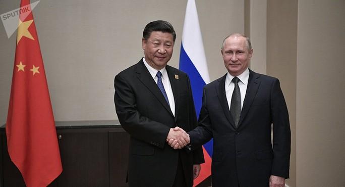 """Chủ tịch Trung Quốc """"thân với lãnh đạo Nga nhất"""" - Ảnh 1."""