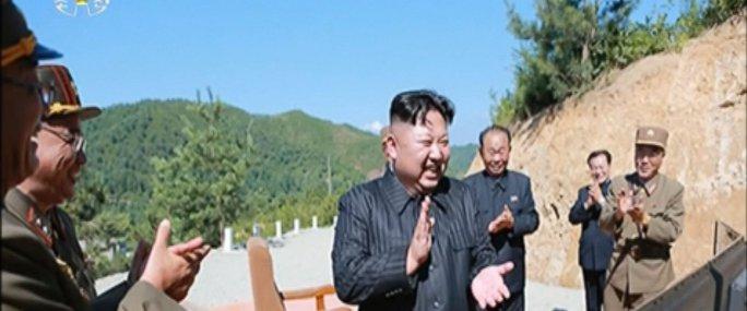 Ông Kim Jong-un nói về món quà tặng Mỹ dịp quốc khánh - Ảnh 1.