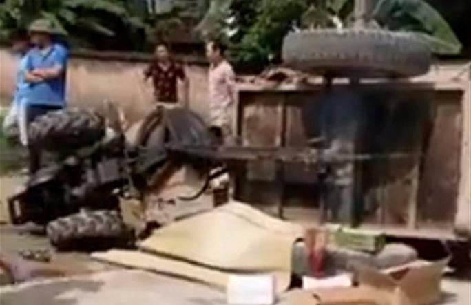 Điều tra nghi vấn tài xế công nông bị tai nạn tử vong do CSGT truy đuổi - Ảnh 1.