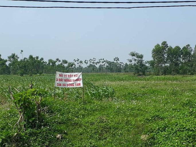 Công bố dự thảo kết luận thanh tra đất Đồng Tâm vào ngày mai - Ảnh 1.