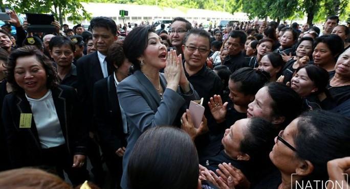 Phiên tòa xử bà Yingluck sắp đến hồi kết - Ảnh 1.