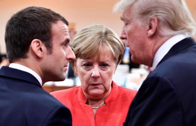 Những khoảnh khắc thú vị tại Hội nghị G20 - Ảnh 3.