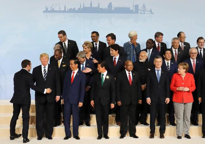 Những khoảnh khắc thú vị tại Hội nghị G20 - Ảnh 6.