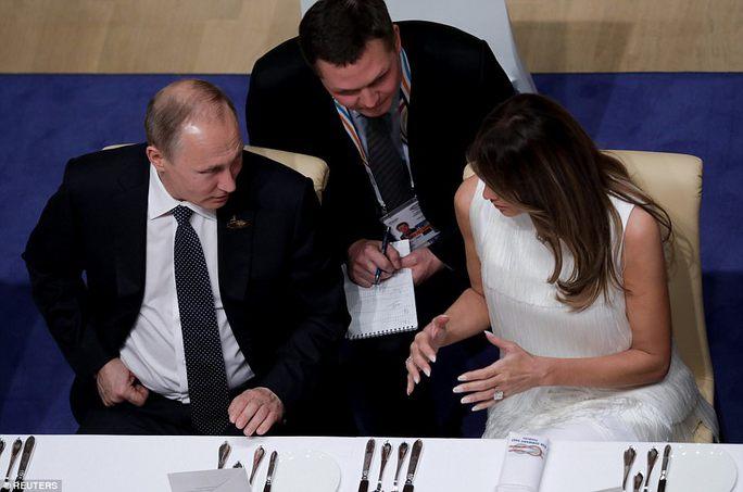 Những khoảnh khắc thú vị tại Hội nghị G20 - Ảnh 7.