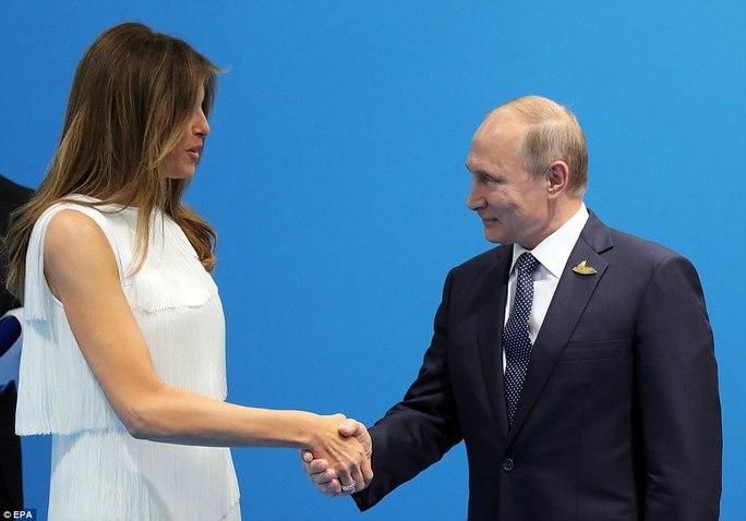 Những khoảnh khắc thú vị tại Hội nghị G20 - Ảnh 8.
