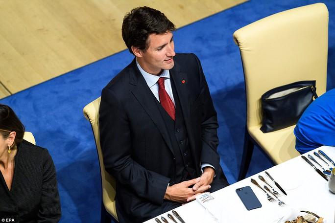 Những khoảnh khắc thú vị tại Hội nghị G20 - Ảnh 11.