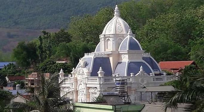 Chủ nhiệm UB Kiểm tra tỉnh Sơn La: Tòa lâu đài không phải của tôi - Ảnh 1.