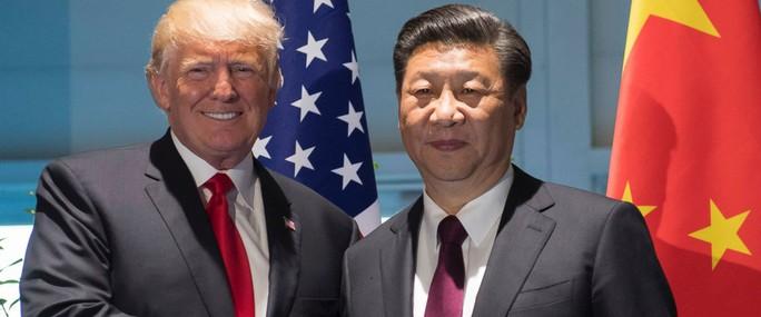 Mỹ gọi nhầm ông Tập Cận Bình là... lãnh đạo Đài Loan  - Ảnh 1.