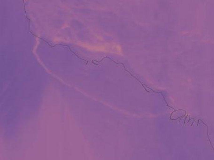 Tảng băng 1.000 tỉ tấn tách khỏi Nam Cực - Ảnh 1.