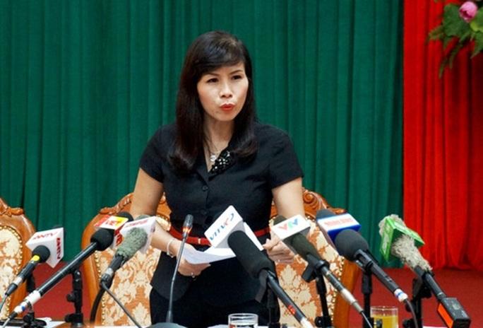 Vụ Phó chủ tịch quận Thanh Xuân: Phạt thêm Chủ tịch phường - Ảnh 1.