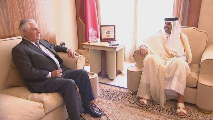 Khen Qatar, chê Ả Rập Saudi, Mỹ không nể mặt? - Ảnh 1.