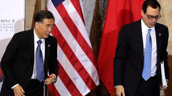 Đối thoại kinh tế Mỹ - Trung Quốc khép lại trong bế tắc - Ảnh 1.