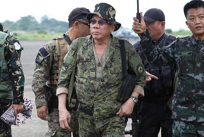 """Tổng thống Philippines: Mỹ là quốc gia tệ hại"""" - Ảnh 1."""