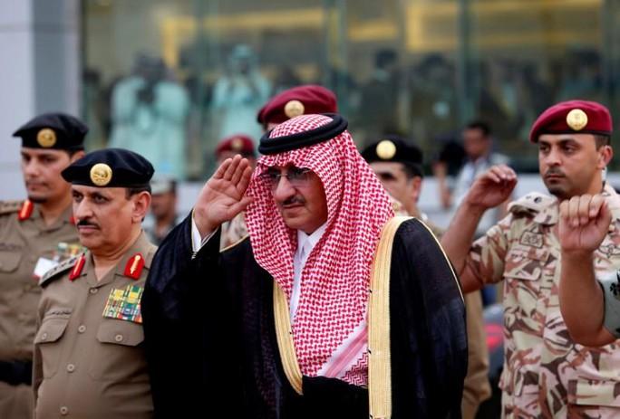 Tiết lộ thêm vụ thái tử Ả Rập Saudi bị phế truất - Ảnh 1.