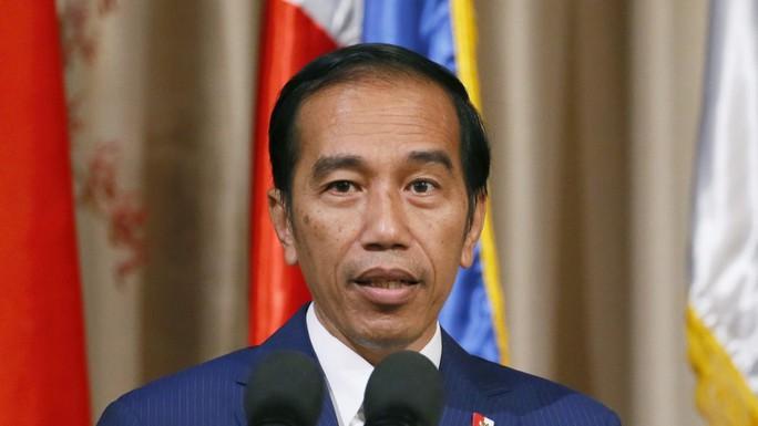 Tổng thống Indonesia theo bước tổng thống Philippines - Ảnh 1.