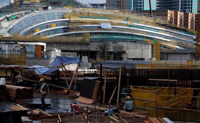 Giới chức Trung Quốc sắp được thực thi pháp luật ở Hồng Kông - Ảnh 1.