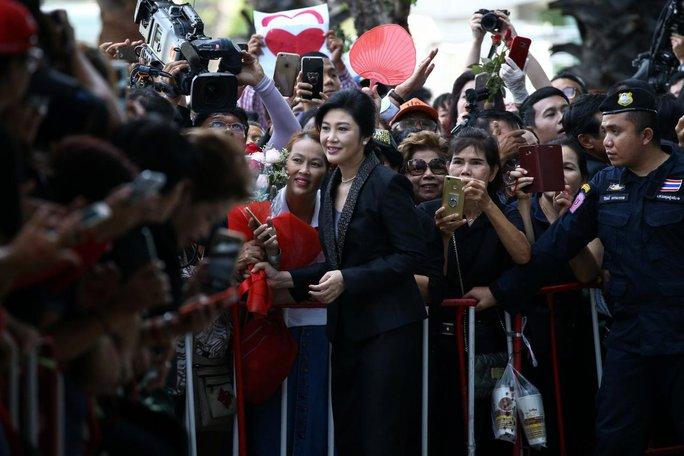 Lời cuối của bà Yingluck trước khi tòa ra phán quyết - Ảnh 1.