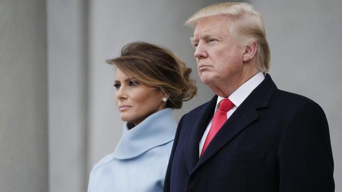 """Tổng thống Donald Trump: Mỹ đã """"khóa mục tiêu"""" Triều Tiên - Ảnh 1."""
