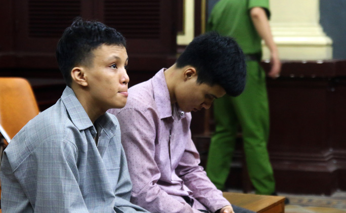 Hai thiếu niên sát hại tài xế xe ôm cướp tài sản - Ảnh 2.