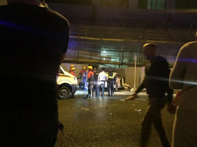 Nga: Xe hơi lao vào đám đông, 5 người thương vong - Ảnh 1.
