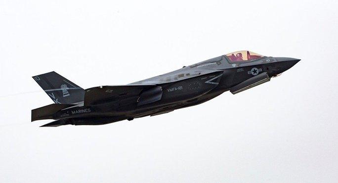 Hơn 100 chiếc F-35 sẽ bao vây Triều Tiên? - Ảnh 1.