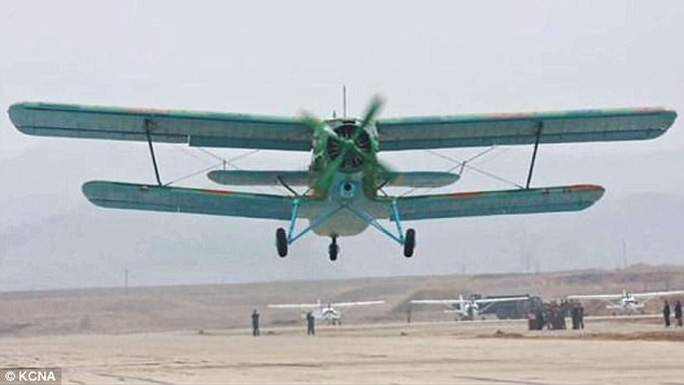Sự lợi hại của máy bay lỗi thời Triều Tiên - Ảnh 1.