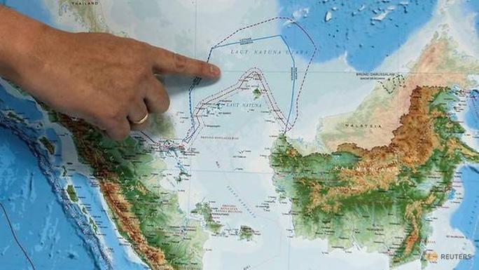 Trung Quốc yêu cầu Indonesia hủy đổi tên một phần biển Đông - Ảnh 1.