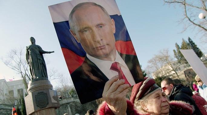 Tổng thống Putin sẽ tái tranh cử vào năm 2018? - Ảnh 1.