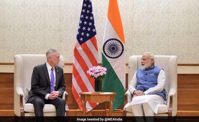 Mỹ ra mặt ủng hộ Ấn Độ trước Trung Quốc - Ảnh 1.
