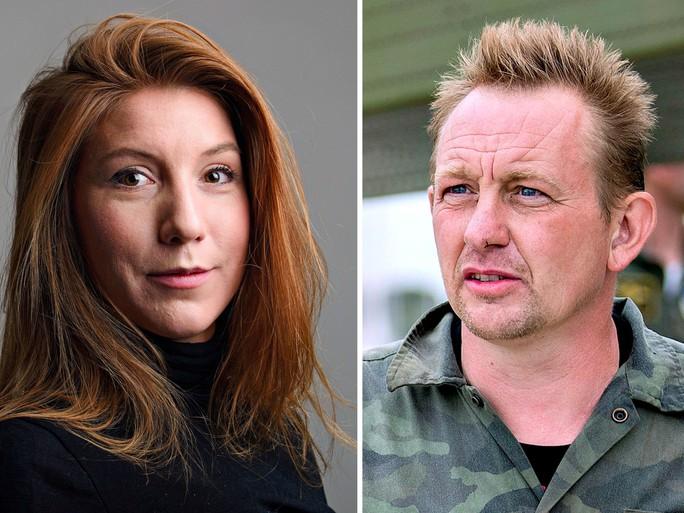 Tìm thấy đầu của nữ nhà báo chết trên tàu ngầm - Ảnh 1.