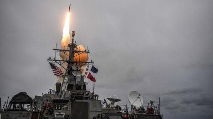 Mỹ thử tên lửa đánh chặn tiên tiến nhất - Ảnh 1.
