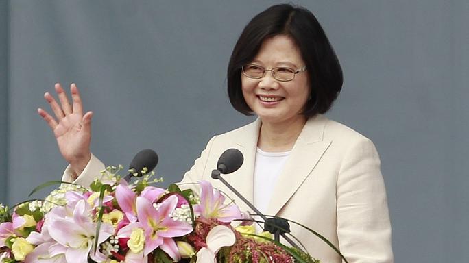 Lãnh đạo Đài Loan dừng chân ở Mỹ - Ảnh 1.