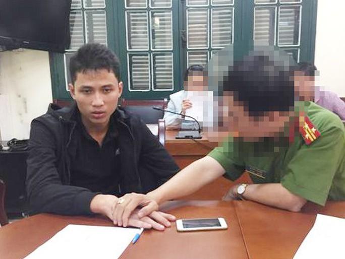 Vụ người tình kém 15 tuổi giết phụ nữ ly thân: Bí thư Hà Nội khen công an - Ảnh 1.