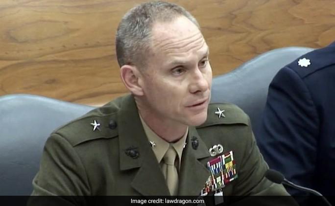 Tướng Mỹ bị quản thúc tại Vịnh Guantanamo - Ảnh 1.