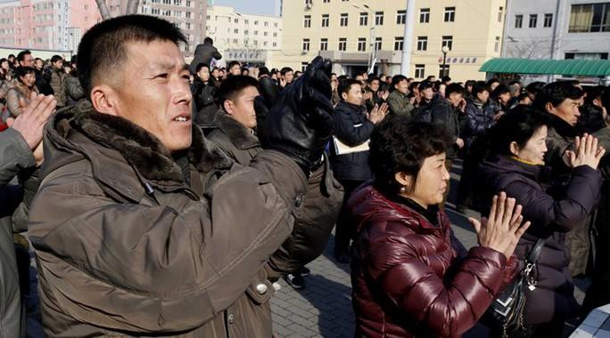 Trung Quốc tăng cường trấn áp người đào tẩu Triều Tiên - Ảnh 1.