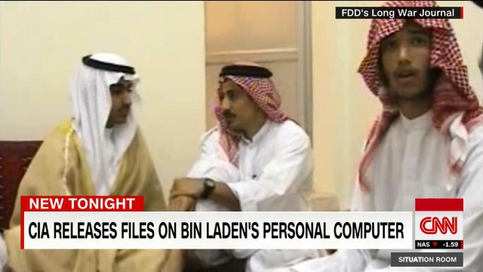 Con trai Bin Laden kêu gọi khủng bố trả thù cho cha - Ảnh 1.