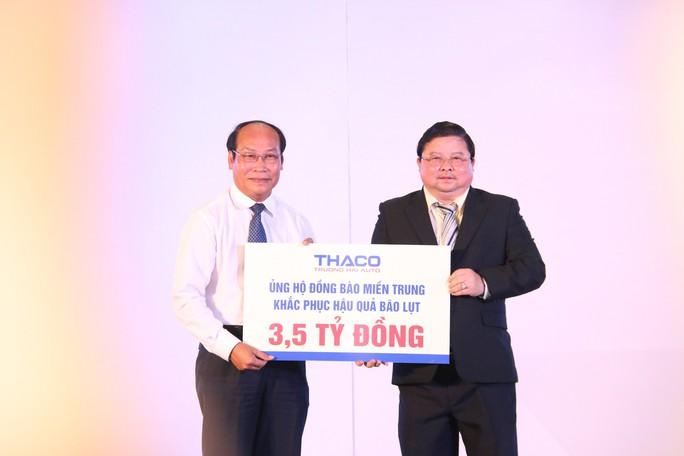 Thaco ra mắt ô tô Mazda CX5 mới giá từ 859 triệu đồng - Ảnh 7.