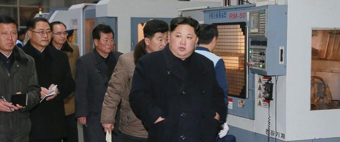Triều Tiên phản ứng vì cáo buộc tài trợ khủng bố - Ảnh 1.