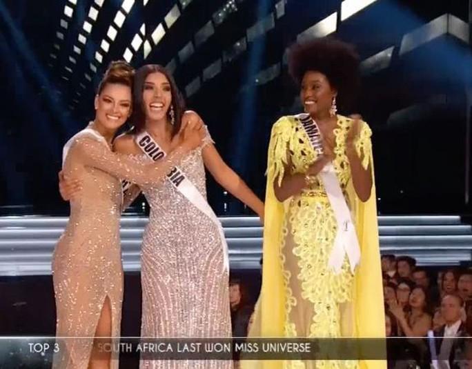 Nam Phi đăng quang Hoa hậu Hoàn vũ 2017 - Ảnh 3.