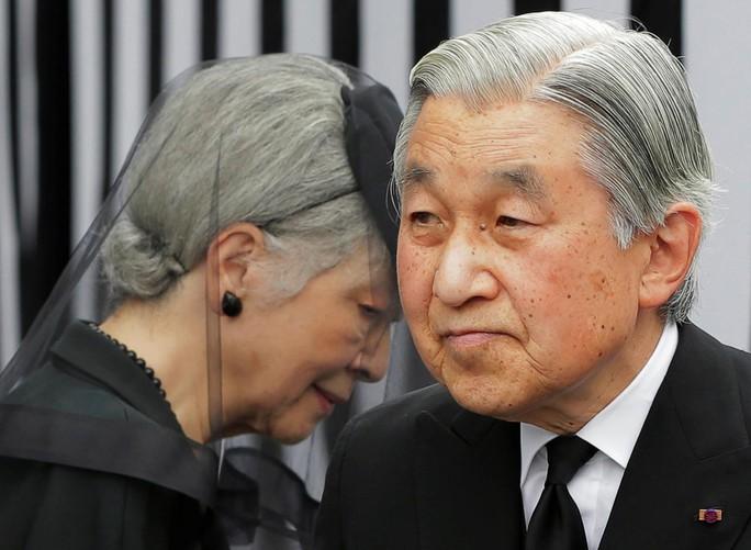 Ấn định ngày Nhật hoàng thoái vị  - Ảnh 2.