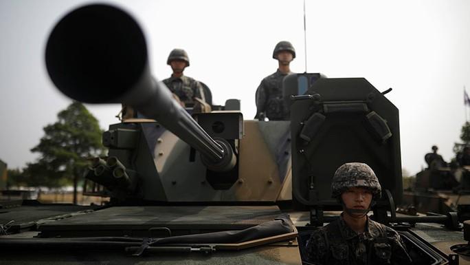 Hàn Quốc triển khai biệt đội ám sát sớm hơn dự kiến - Ảnh 1.