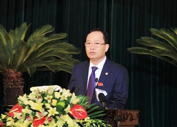 Bí thư Thanh Hóa phê Giám đốc Sở TN-MT ngứa lưng lại gãi bụng - Ảnh 1.